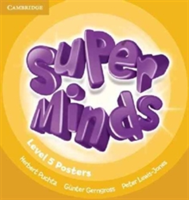 Super Minds (Beg/Pre-int) 5 Posters (10)