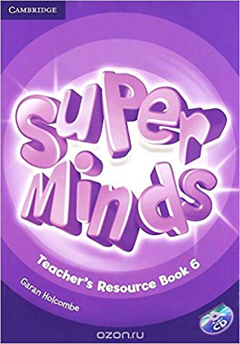 Super Minds (Beg/Pre-int) 6 Teacher