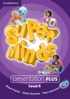 Super Minds (Beg/Pre-int) 6 Presentation Plus DVD-Rom