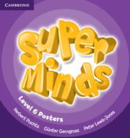 Super Minds (Beg/Pre-int) 6 Posters (10)