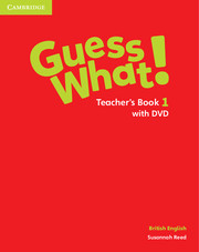 Guess What ! 1 Teacher