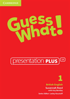 Guess What ! 1 Presentation Plus DVD-Rom
