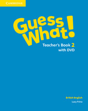 Guess What ! 2 Teacher