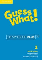 Guess What ! 2 Presentation Plus DVD-Rom