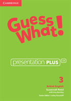 Guess What ! 3 Presentation Plus DVD-Rom