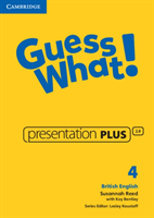 Guess What ! 4 Presentation Plus DVD-Rom