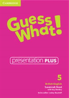 Guess What ! 5 Presentation Plus DVD-Rom