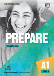Prepare! 1 Teacher