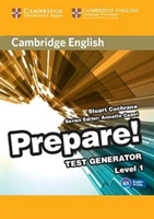 Prepare! 1 Test Generator CD-Rom