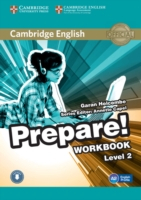Prepare! 2 Workbook +Audio