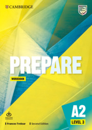 Prepare! 3 Workbook +Audio