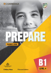 Prepare! 4 Teacher