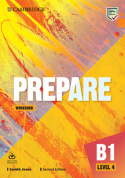 Prepare! 4 Workbook +Audio