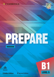 Prepare! 5 Workbook +Audio