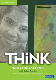 THINK Start Workbook +online practice