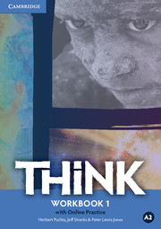THINK 1 Workbook +online practice
