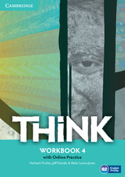 THINK 4 Workbook +online practice