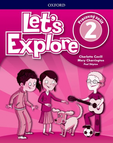 Let´s Explore 2 Activity Book