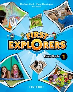 First Explorers 1 Course Book