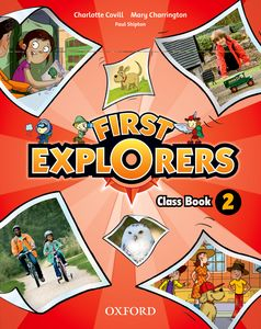 First Explorers 2 Course Book