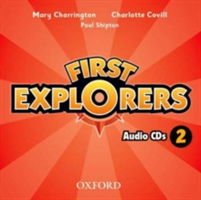 First Explorers 2 Class CDs