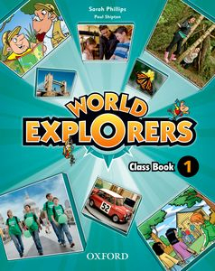 World Explorers 1 Course Book