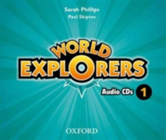 World Explorers 1 Class CDs