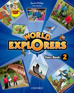 World Explorers 2 Course Book