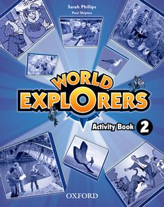 World Explorers 2 Activity Book