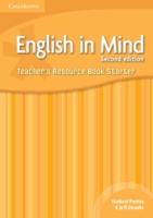 English in Mind 2/e new (A1-B2) Starter Teacher´s Book 2/e