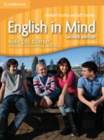 ENGLISH IN MIND 2/E NEW (A1-B2) Starter CD (3) 2/e