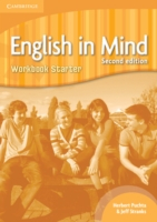 English in Mind 2/e new (A1-B2) Starter Workbook 2/e