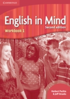 ENGLISH IN MIND 2/E NEW (A1-B2) 1 WORKBOOK 2/E