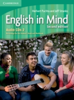ENGLISH IN MIND 2/E NEW (A1-B2) 2 CD (3) 2/E