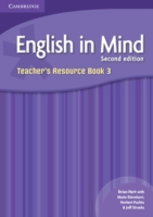 ENGLISH IN MIND 2/E NEW (A1-B2) 3 TEACHER´S BOOK 2/E