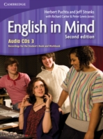 ENGLISH IN MIND 2/E NEW (A1-B2) 3 CD (3) 2/E