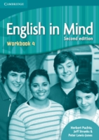 ENGLISH IN MIND 2/E NEW (A1-B2) 4 WORKBOOK 2/E