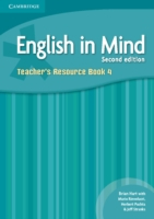 ENGLISH IN MIND 2/E NEW (A1-B2) 4 TEACHER´S BOOK 2/E