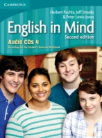 ENGLISH IN MIND 2/E NEW (A1-B2) 4 CD (3) 2/E