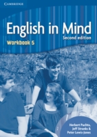 ENGLISH IN MIND 2/E NEW (A1-B2) 5 WORKBOOK 2/E