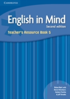 ENGLISH IN MIND 2/E NEW (A1-B2) 5 TEACHER´S BOOK 2/E