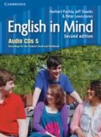 ENGLISH IN MIND 2/E NEW (A1-B2) 5 CD (3) 2/E