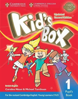 Kid´s Box 2/e UPDATED (A1-A2) 1 Pupil