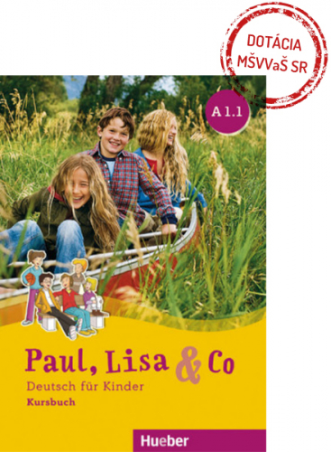 Paul, Lisa & Co (A1) A1/1 Kursbuch