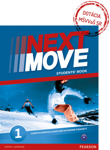 Next Move 1 Students´ Book