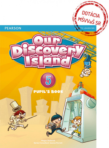 Our Discovery Island 5 Pupil´s Book