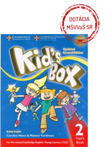Kid´s Box 2 (updated Second Edition)
